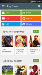 HTC One - Applicazioni - Come verificare la disponibilità di aggiornamenti per l