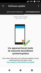 Sony Xperia XZ1 - Software update - update installeren zonder PC - Stap 7