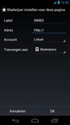 Samsung I9250 Galaxy Nexus - Internet - Internetten - Stap 8