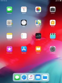 Apple ipad-pro-10-5-inch-ios-12 - E-mail - Bericht met attachment versturen - Stap 2