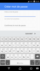 Sony Xperia X Compact (F5321) - Applications - Créer un compte - Étape 13