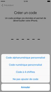 Apple iPhone 7 Plus - Premiers pas - Créer un compte - Étape 15