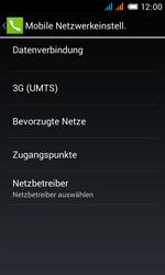 Alcatel One Touch Pop C3 - Netzwerk - Manuelle Netzwerkwahl - Schritt 6