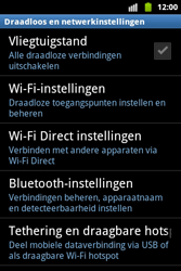 Samsung S5690 Galaxy Xcover - bluetooth - headset, carkit verbinding - stap 5