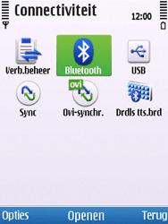 Nokia C5-00 - bluetooth - aanzetten - stap 5