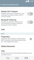 LG D722 G3 S - Netzwerk - Netzwerkeinstellungen ändern - Schritt 5