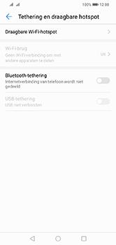 Huawei Y7 (2019) - Internet - mijn data verbinding delen - Stap 5