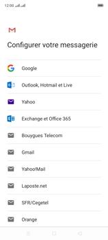 Oppo A9 2020 - E-mails - Ajouter ou modifier votre compte Gmail - Étape 7