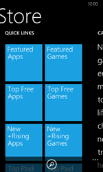 Nokia Lumia 630 - Applications - Download apps - Step 7
