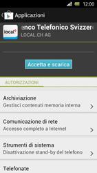 Sony Xperia U - Applicazioni - Installazione delle applicazioni - Fase 8