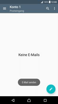 Sony Xperia XA Ultra - E-Mail - E-Mail versenden - 0 / 0