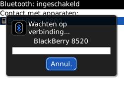 BlackBerry 8520 Curve - bluetooth - aanzetten - stap 6