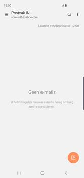 Samsung Galaxy S10 - E-mail - Handmatig instellen (yahoo) - Stap 10