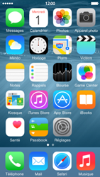 Apple iPhone 5c - iOS 8 - Internet - Configuration manuelle - Étape 2