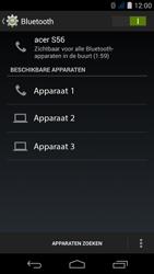 Acer Liquid Jade S - bluetooth - aanzetten - stap 7
