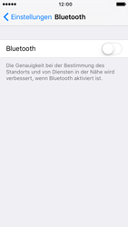 Apple iPhone SE - Bluetooth - Geräte koppeln - 6 / 9