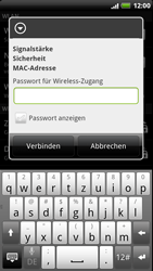 HTC Sensation XE - WLAN - Manuelle Konfiguration - 0 / 0
