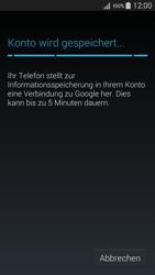 Samsung Galaxy A5 - Apps - Konto anlegen und einrichten - 18 / 22