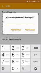 Samsung A310F Galaxy A3 (2016) - SMS - Manuelle Konfiguration - Schritt 9