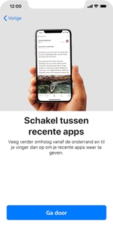 Apple iphone-xs-max-met-ios-13-model-a1921 - Instellingen aanpassen - Nieuw toestel instellen - Stap 38