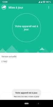 Crosscall Core X4 - Aller plus loin - Mettre à jour le logiciel interne de votre mobile - Étape 10