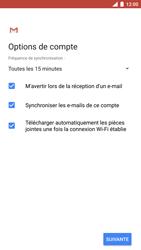 Nokia 8 - E-mail - 032b. Email wizard - Yahoo - Étape 11