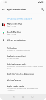 OnePlus 7 Pro - Applications - Supprimer une application - Étape 5