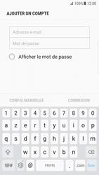 Samsung G935 Galaxy S7 Edge - Android Nougat - E-mail - Configuration manuelle - Étape 7