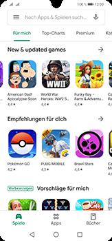Huawei P30 Lite - Apps - Nach App-Updates suchen - Schritt 3