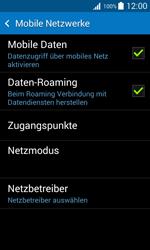 Samsung Galaxy Trend 2 Lite - Ausland - Im Ausland surfen – Datenroaming - 10 / 12
