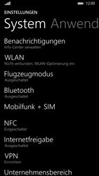 Nokia Lumia 830 - Netzwerk - Netzwerkeinstellungen ändern - Schritt 4