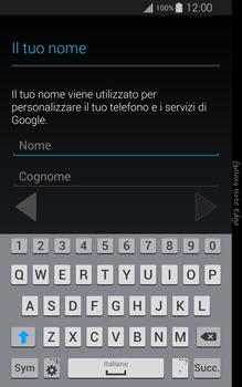 Samsung Galaxy Note Edge - Applicazioni - Configurazione del negozio applicazioni - Fase 5