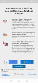 Huawei P30 - Prise en main - Comment ajouter une langue de clavier - Étape 6