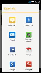 Alcatel OT-5036X Pop C5 - Internet - Hoe te internetten - Stap 18