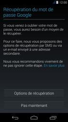 Acer Liquid Jade - Applications - configuration de votre store d