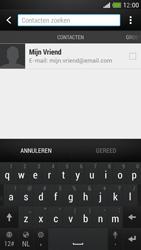 HTC One Mini - E-mail - hoe te versturen - Stap 6