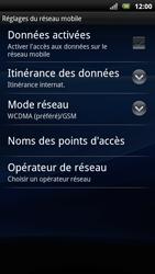 Sony Xperia Arc S - Internet - Configuration manuelle - Étape 6