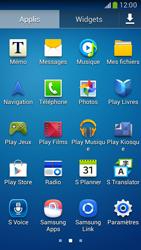 Samsung G386F Galaxy Core LTE - SMS - configuration manuelle - Étape 3