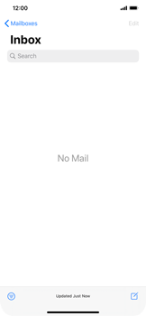 Apple iPhone 11 - Email - Sending an email message - Step 3