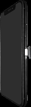 Apple iPhone X - SIM-Karte - Einlegen - 1 / 1