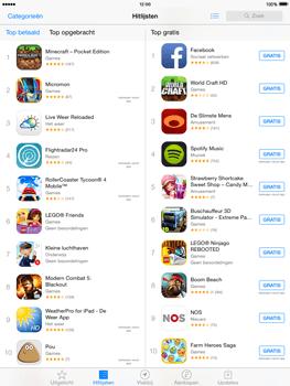 Apple iPad mini iOS 8 - Applicaties - Account aanmaken - Stap 4