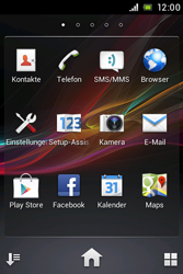 Sony Xperia E - Internet - Manuelle Konfiguration - Schritt 3