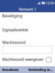 Nokia 8110 - WiFi - Verbinden met een netwerk - Stap 8