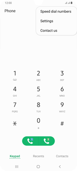 Samsung Galaxy A70 - Voicemail - Manual configuration - Step 5
