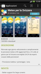 HTC One X - Applicazioni - Installazione delle applicazioni - Fase 15