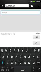 HTC One - Contact, Appels, SMS/MMS - Envoyer un MMS - Étape 9