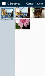 Samsung J100H Galaxy J1 - E-mail - Sending emails - Step 16
