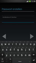 HTC One Mini - Apps - Konto anlegen und einrichten - 11 / 24