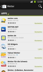 Samsung I9000 Galaxy S - Apps - Herunterladen - Schritt 12