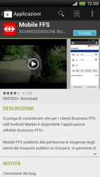 HTC One X - Applicazioni - Installazione delle applicazioni - Fase 22